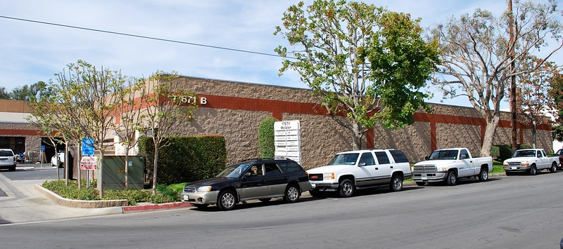 17671 Metzler Ln, Huntington Beach<br /> Industrial warehouse for lease in Orange County.