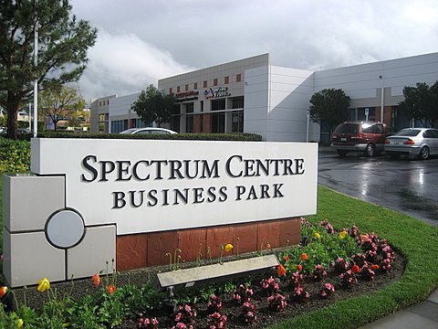 Spectrum Centre Business Park<br /> Special offer, just reduced to low asking rate of $0.75 nnn.<br /> Please inquire for a detailed list of vacancies with available floor plans.