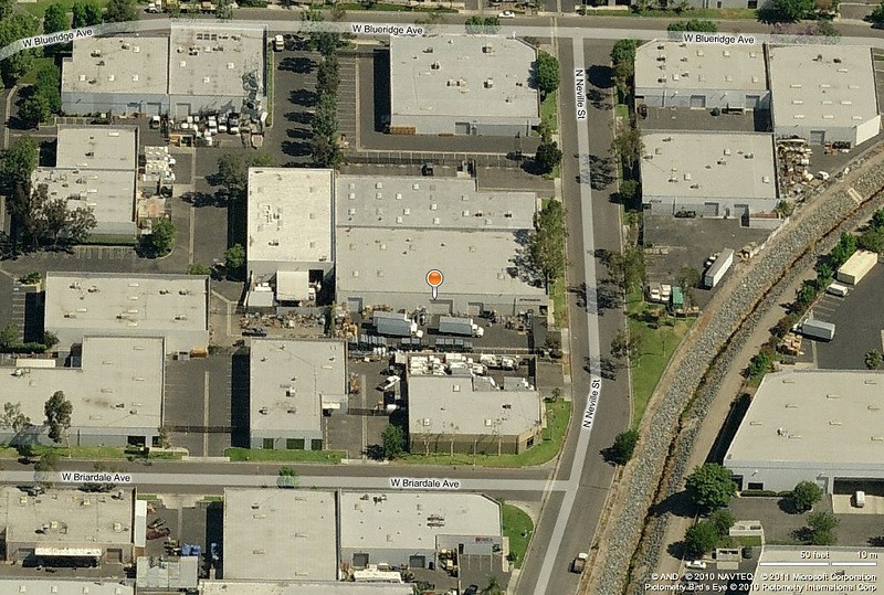 1814 North Neville, Orange CA is a great industrial building with the following features:<br /> 16,320 square feet<br /> approximately 1,300 square foot office space<br /> 3 grade level loading doors<br /> Large Fenced Yard <br /> 33 car parking<br /> fire sprinklers<br /> 400 Amps. 120-208 Volt, 3 Phase Power<br /> Excellent Access to 5 Major Freeways<br /> <br /> Contact Jordan De Meis for further details and to arrange a private tour | 714-434-4831 ext 14 jdemeis@swcre.com