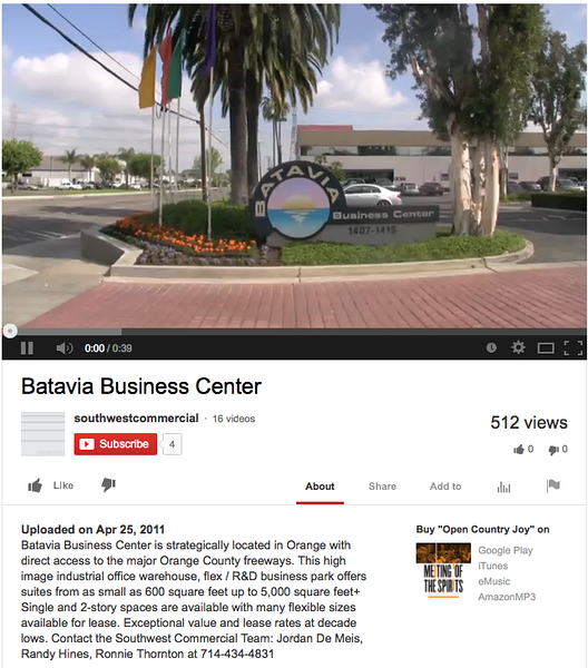 Video Preview of The Batavia Business Center