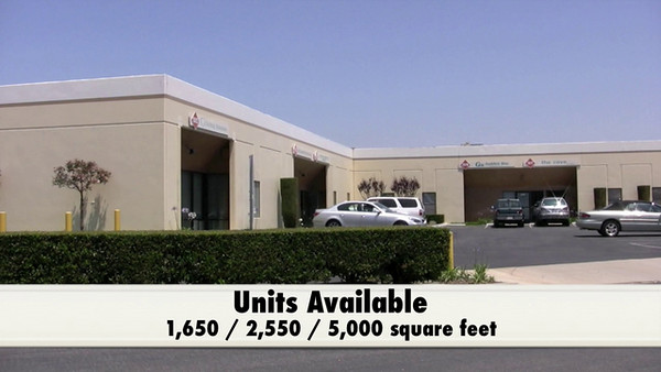 RATES REDUCED ACROSS THE BOARD - STARTING AT $0.75 PER SQUARE FOOT!!!!<br /> South Coast Business Park offers 1,400 square feet plus of industrial office R&D and flex warehouse space for lease. High image business park located only 2 blocks north of South Coast Plaza off Bristol.<br /> Contact Jordan or Dennis De Meis 714-434-4831 for more details or to arrange a private tour.