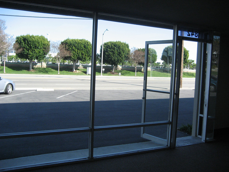 Glass Fronts on Grand Ave.  Amazing visibility for you business.
