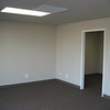 Newly refurbished office interiors with heating and aircondition.