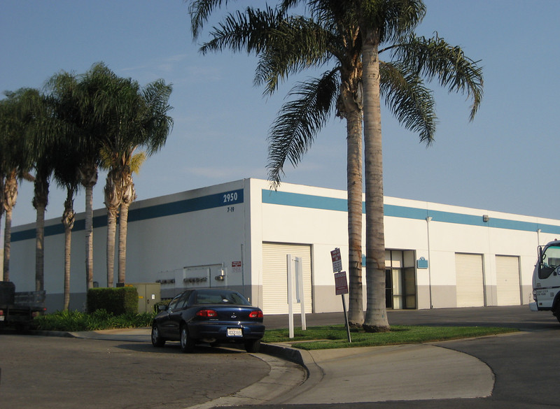 Santa Ana Warehouse Space.  Small industrial units with warehouse and office space.  Close to freeways and minutes from South Coast Plaza.