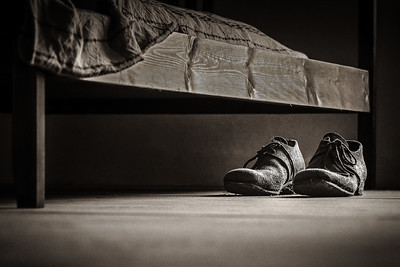 My Lonely, Only Pair of Shoes - Bob Oehlman