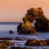 Rock Arch in Setting Sun - Gary Cox