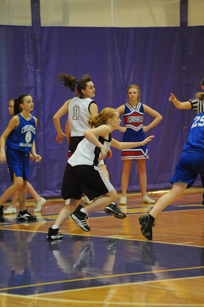 Middle School Girls - OCA vs. HCA