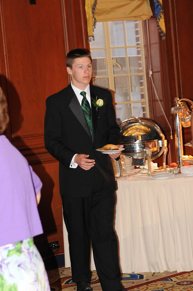 Oklahoma Christian Academy Jr. / Sr. Banquet.  Held at the Skirvin Hotel in downtown OKC, OK