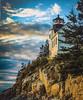 Bass Harbor Lighthouse   CANVAS-1