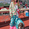 OCEAN CITY, NJ - MARCH 30:   Woofin Paws pet fashion show at Carey Field on March 30, 2013 in Ocean City, New Jersey.