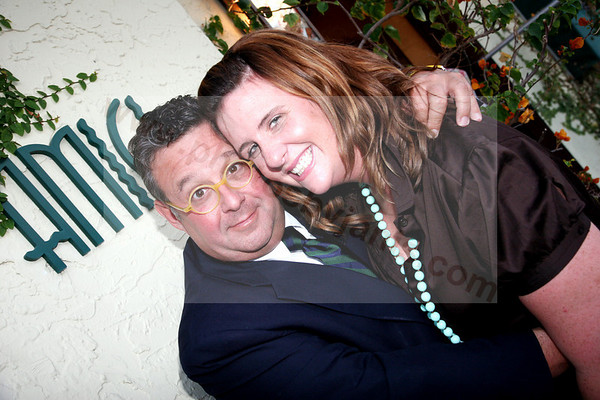 01 Steve Stolman and Liz Quinn at AMICI for the Young Friends of the HISTORICAL SOCIETY PALM BEACH