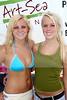12 Sarah Midden and Kirsten Lentz at the Marina Fest