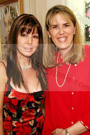 02 Carol Stern and Gloria Branch at DAVID STERN JEWELRY