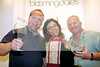 #6  Kris Nersten and Laura Prego-Ortiz and Ed Morse at Bloomingdales