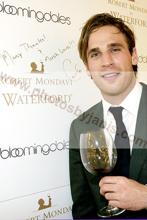 #1  CARLO MONDAVI grandson of Robert Mondovi at Bloomingdales