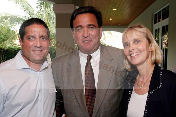 00 Robert Levitt_Governor Bill Richardson_Barbara Levitt at ROYAL PALM YACHT and Country Club