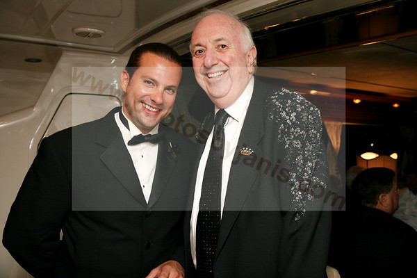 00 Paulo Benedeti and Bill Lilly at the Palm Beach International Film Festival After Party aboard the yacht WE WON docked at the Boca Resort and Club