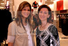 19 Katherine Lande and Daphne Nikolopoulos at the Saks 5th Ave in Palm Bch Gardens