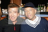 AL MAINIK (OWNER of the FORGE) and RUSSELL SIMMONS taken  at the AUSTRIAN YACHT CLUB in PALM BEACH_IMG_8618