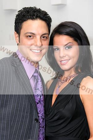 #1 Dino Baccari and Stephanie  Pine @ ELEVEN