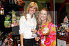 15 Debby Kagan and Dr  Shari Topper at the CORKS Kosher wine Emporium