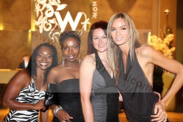 IMG_5380 Shatonya Bradley_Michelle Jones_Jessica Garten_Stephanie Reisert at the W Hotel
