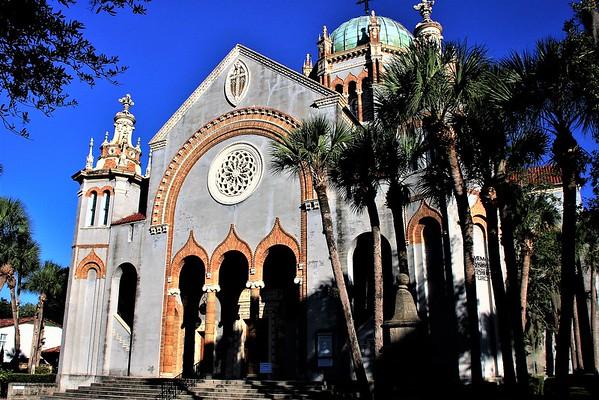 MEMORIAL PRESBYTERIAN CHURCH, ST AUGUSTINE