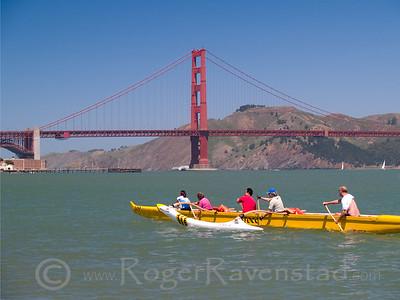 Hawaiian Paddle Crew