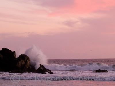 Pink Sur Image I.D. #:  O-07-001