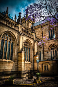 Andrews Cathedral, Sydney