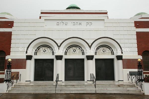 AUSTRALIA, Victoria, Melbourne. St. Kilda Hebrew Congregation. (8.2010)