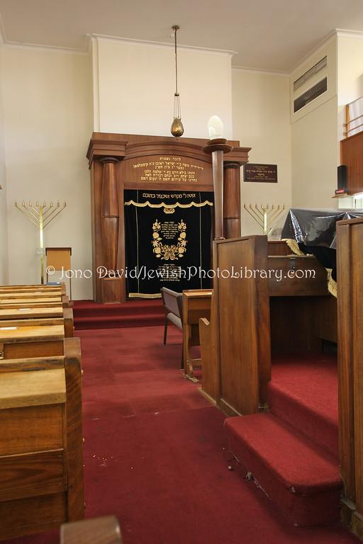 AUSTRALIA, Victoria, Melbourne. Yeshiva Centre. (8.2010)