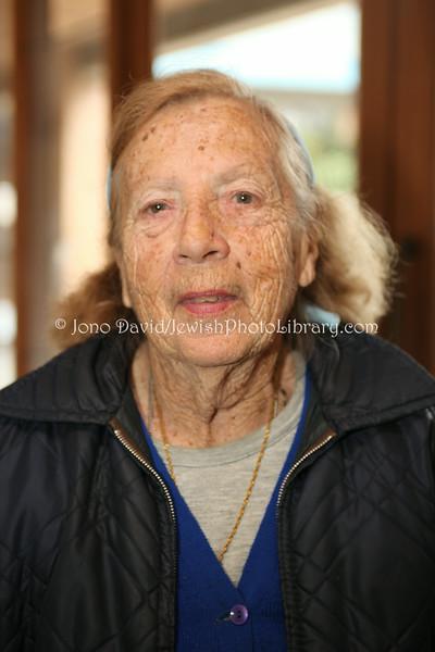 NZ 1675  Rebecca Murray, long-time community member (originally from Australia)