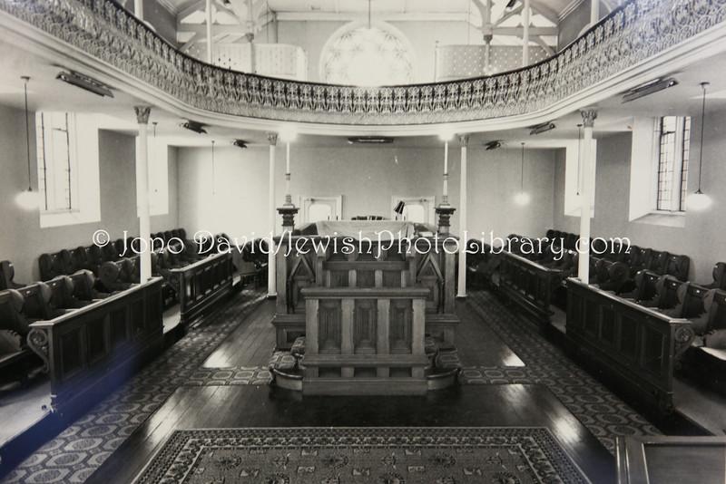 NZ 37  Former Canterbury Hebrew Congregation