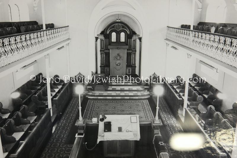 NZ 39  Former Canterbury Hebrew Congregation