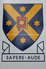 NZ 485  Coat of Arms, Otago University