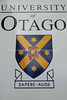 NZ 486  Coat of Arms, Otago University