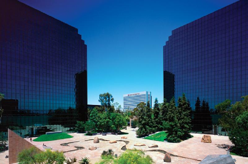 Pacific Arts Plaza Office Complex