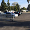 Video of the back parking lot and main school entryway