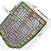 Site Plan for Jeffrey Office Park