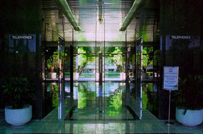 office building offers a corporate environment with a lobby ambassador during business hours to greet occupants and visitors.