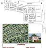 Jeronimo Center Mission Viejo<br /> Retail and Auto Center availability with site plan.