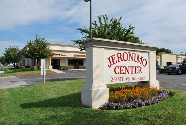 Jeronimo Center<br /> 24001 Via Fabricante, Mission Viejo CA<br /> 25800 Jeronimo, Mission Viejo CA<br /> <br /> Please Contact Dennis or Jordan for further details and/or schedule a private tour.<br /> 714-434-4831 | jdemeis@swcre.com
