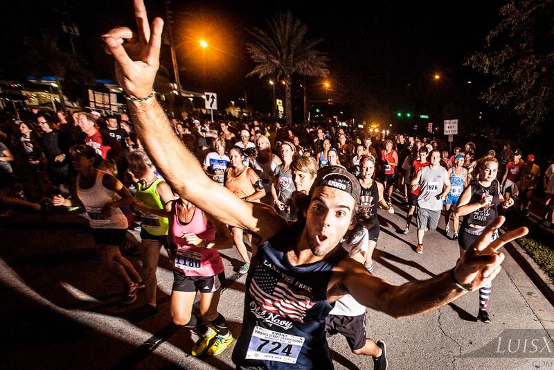 Kiwanis Midnight Run FL 2014