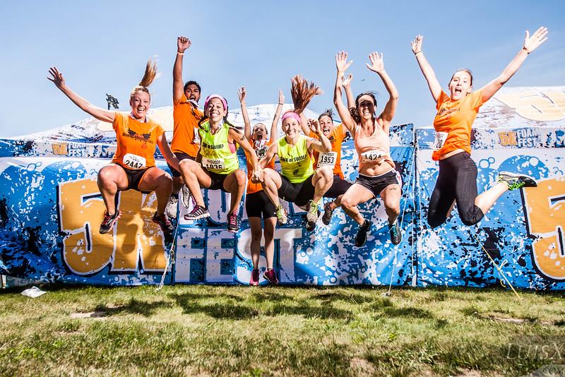 5k Foam Fest NY 2014