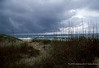 Stormy Day on the Beach at Ocracoke NC