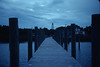 Ocracoke Lighthouse - Blue Twilight
