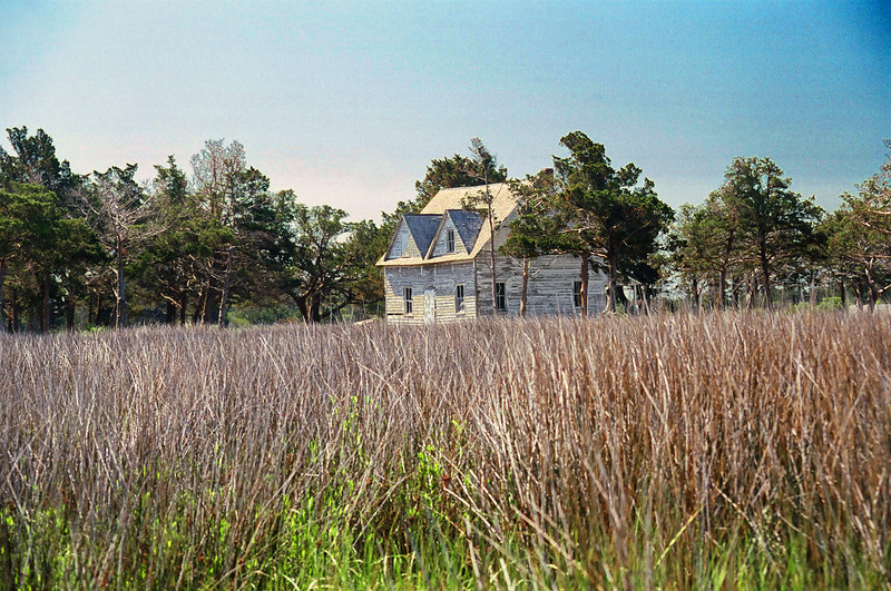 Old Village Home on Portsmouth Island, NC  2006