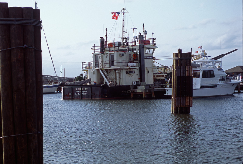 'Silver Lake' - Ocracoke Harbor