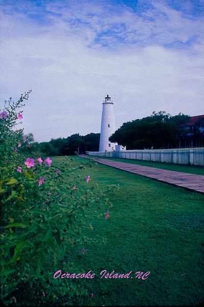 Ocracoke Lighthouse - 2001